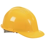 Klein 60010 Standard Hard Cap, Yellow
