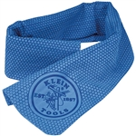 Klein 60090 Cooling Towel, Blue