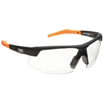 Klein 60159 Standard Safety Glasses, Clear Lens