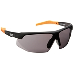 Klein 60160 Standard Safety Glasses, Gray Lens
