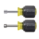 Klein Tools 610 Stubby Nut Driver Set - 1-1/2'' Shafts