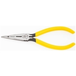 Klein Tools 71980 Long-Nose Telephone Work Pliers - Type L1