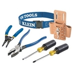 Klein Tools 80006 6-Piece Trim-Out Set