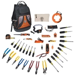 Klein Tools 80141 41-Piece Journeyman Tool Set