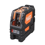 Klein 93LCLS Cross Line Laser Level with Plumb Spot