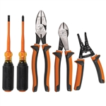 Klein 94130 1000V Insulated Tool Kit 5 Piece