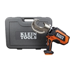 Klein BAT20-12T165 Battery-Operated 12-Ton Crimper with Case