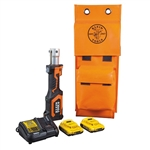 Klein BAT207T13 Battery-Op 7-Ton Cable Cutter/Crimper