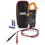 Klein CL120 Digital Clamp Meter, AC Auto-Ranging 400 Amp