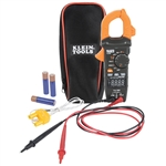 Klein CL390 AC/DC Digital Clamp Meter, Auto-Ranging 400 Amp