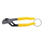 Klein KLE-D502-6TT Pump Pliers, 6'', with Tether Ring