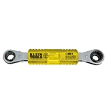 Klein Tools KT223X4-INS Lineman's Insulating 4-in-1 Box Wrench