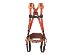 Klein LH5268-30-M Medium Harness w/ Fixed Body Belt