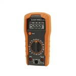 Klein Tool MM300 Digital Multimeter, Manual-Ranging, 600V