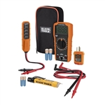 Klein MM320KIT Digital Multimeter Electrical Test Kit