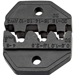 VDV205-036 - Klein Die Set for VDV200-010 - Non-INS. Term. or Open-Barrel Term. 10-20 AWG
