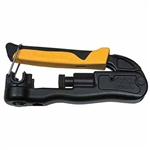 Klein Tools VDV211-063 Compression Crimper-Lateral, Multi-Connector