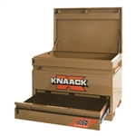 4830-D Jobmaster Chest with Independent Locking Drawer, 17 cu ft by Knaack