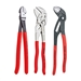 Knipex 9K-00-80-117-US 3 Piece 10 Inch Pliers Set