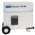 L.B. White CS170ASDN220151 Ductable Tent Portable Gas Heater