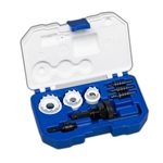 Lenox 30877-300CHC Electrician Carbide Hole Cutter Kit
