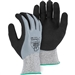 Majestic 35-6375 Cut-Less Watchdog Gloves with Sandy Nitrile Palm over Closed-Cell Nitrile, ANSI A2