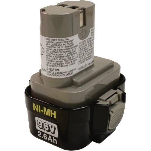 Makita Tools 193156-7 9.6V (2.6Ah) Ni-Mh Pod Battery 9134