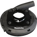 "Makita Tools 195386-6 Dust Extracting 7"" Grinder Shroud"