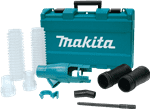 Makita Tools 196074-8 Sds-Max Drill And Demolition Hammer Dust Collection Attachment