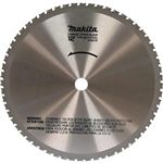 "Makita Tools A-90532 12"" X 1"" 60T Carbide Metal Cutting Blade"