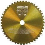 "Makita Tools A-90685 6-1/4"" 46T Carbide Metal Cutting Blade"