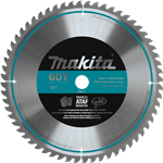 "Makita A-93712 12"" 60T Micro‑Polished Miter Saw Blade"