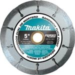 "Makita A-96017 5"" Dual Sandwich Diamond Tuck Point Blade"