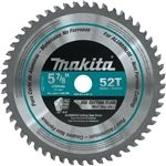 Makita Tool A-96126 5-7/8 Inch Aluminum 52T Carbide-Tipped Saw Blade