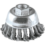 Makita A-98429 2-3/4 in. Wire Cup Brushes, 5/8 - 11 in.