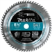 Makita A-99948 6‑1/2 in. 64T Carbide‑Tipped Ultra‑Thin Kerf Saw Blade
