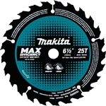 Makita B-62963 6-1/2 in. 25T C.T. Circular Saw Blade