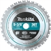 Makita B-64179 5-3/8 in. 36T Carbide-Tipped Saw Blade, Metal