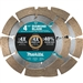 Makita B-69602 4-1/2 in. Diamond Blade, Segmented, General Purpose 2 Pack