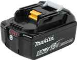 Makita BL1850B 18V LXT® Lithium-Ion 5.0Ah Battery