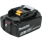 Makita BL1860B 18V LXT Lithium Ion 6.0Ah Battery