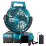 Makita CF001GZ 40V max XGT Cordless 9-1/4 in. Fan, Tool Only