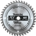 Makita D-67038 6-1/2 in. 40T Carbide-Tipped Circular Saw Blade, Fine Finish