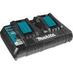 Makita DC18RD 18V LXT Lithium Ion Dual Port Rapid Optimum Charger
