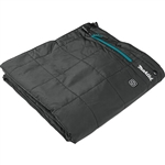 Makita DCB200A 18V LXT Lithium‑Ion Cordless Heated Blanket, Blanket Only