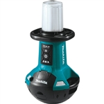 Makita DML810 18V X2 LXT Lithium Ion Cordless Upright L.E.D. Area Light, Light Only
