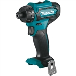 Makita FD10Z 12V MAX CXT Lithium-Ion Cordless 1/4 in. Hex Driver-Drill Tool Only