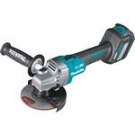 Makita GAG04Z 40V max XGT Brushless Cordless 4-1/2 in. / 5 in. Angle Grinder, with Electric Brake, AWS Capable, Tool Only
