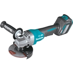 Makita GAG06Z 40V max XGT Brushless Cordless 4-1/2 in. / 5 in. Paddle Switch Angle Grinder, with Electric Brake, AWS Capable, Tool Only