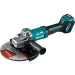 Makita GAG10Z 40V max XGT Brushless Cordless 7 in. / 9 in. Paddle Switch Angle Grinder, with Electric Brake, AWS Capable, Tool Only